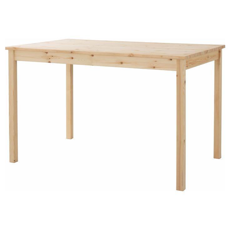 Ingo Table Pine Make Over Mesas De Comedor Mesa