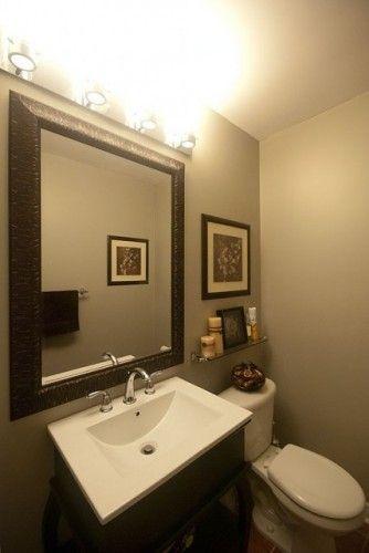 Shelf, picture above toilet   – Bathroom Shelves decor