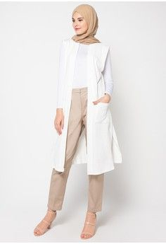 Marina Outer from ELLA DIRA in white_1