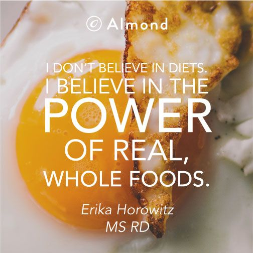 18 best our wellness mantras images on pinterest mantra wellness getting to the healthiest you isnt about dieting almond rd erika horowitz believes fandeluxe Images