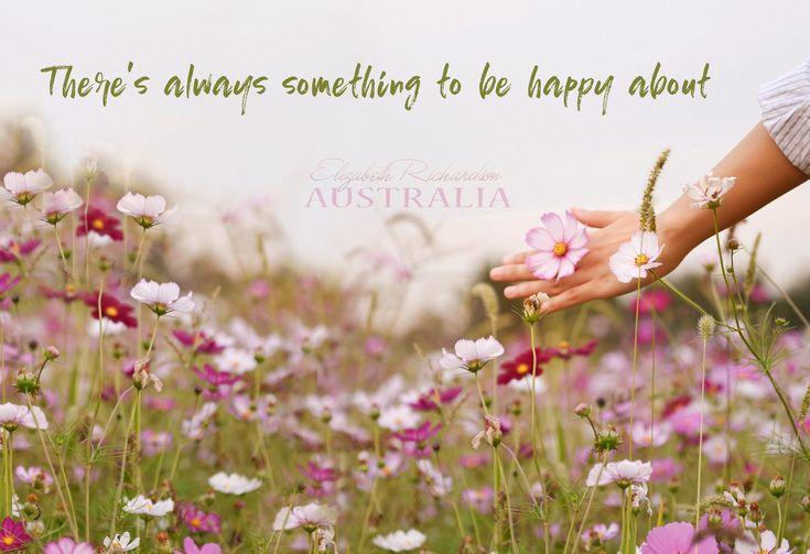 Elizabeth Richardson - Finding Something To Be Happy About