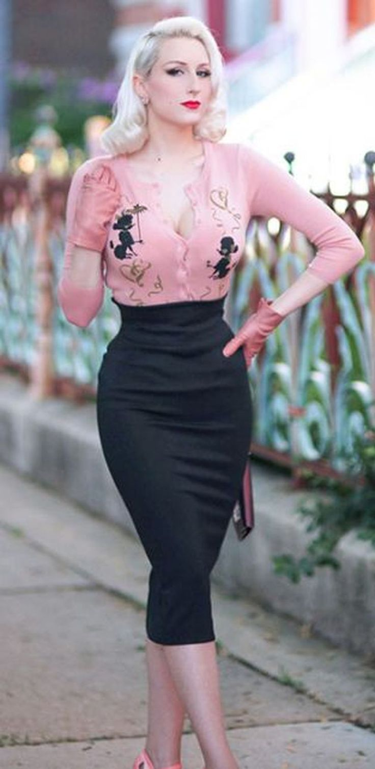 60 Best Vintage Rockabilly Fashion Outfits Style That You Must