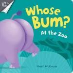 Whose Bum? in the Jungle