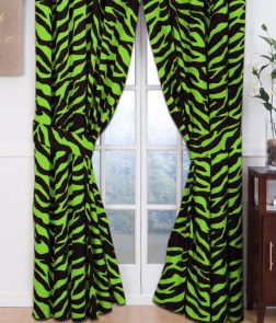 The Best Lime Green Curtains Ideas On Pinterest Green Office