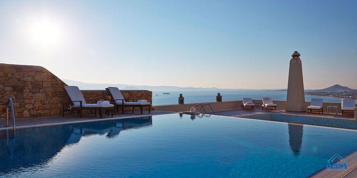 Luxury Villa in Orkos Naxos