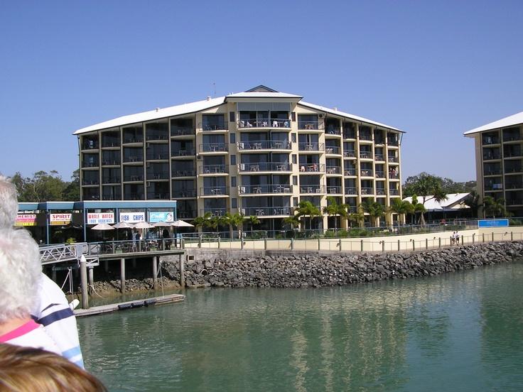 Mantra at Hervey Bay, Queensland.