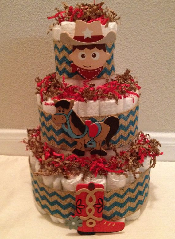 Hey, I found this really awesome Etsy listing at http://www.etsy.com/listing/170851422/cowboy-diaper-cake