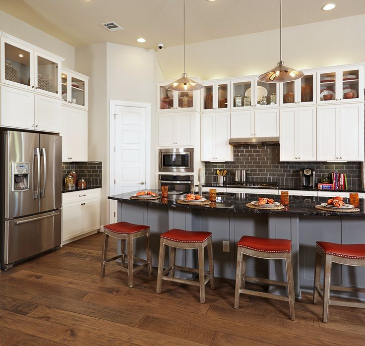 55 best Gehan Homes Kitchen Gallery images on Pinterest | Kitchen ...