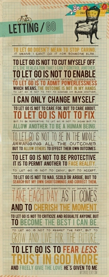 Letting Go: Remember This, Trust God, Typography Quotes, Letgo, Let God, Well Said, Let Go Quotes, New Years, Trust In God