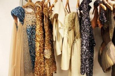What I wish my closet looked like