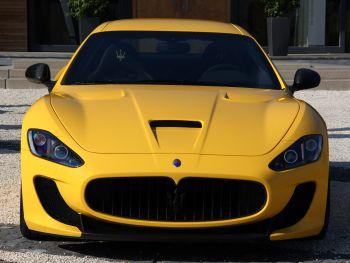 Novitec Tridente Maserati GranTurismo MC Stradale '2011–pr.