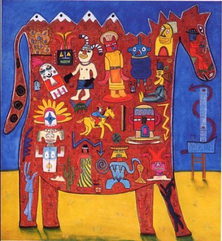 Artists in Pastel: William Adjété Wilson