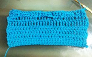 Crochet 6: Front dan Back Post Double Crochet | Belajar Cara Merajut