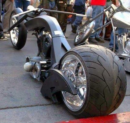 Unique Custom Harley