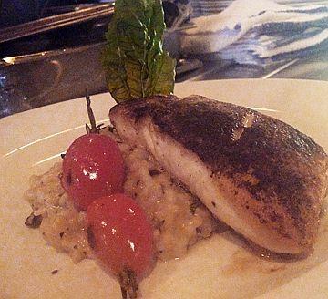 Chef Life: My Chef Life: Crimini Mushroom Dusted Halibut Lobs...