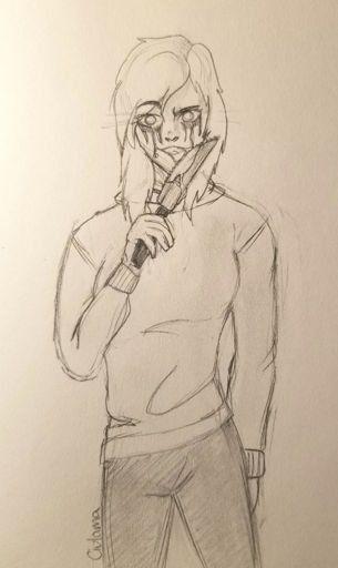 Sketch by Ciulama