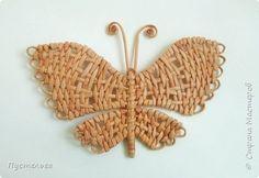 Скоро лето! Сплетём бабочку! фото 22