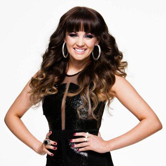 Samantha Jade, the winner of Australian X Factor 2012