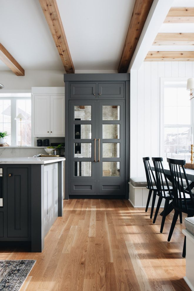Sophisticated Home Designs Decoholic In 2021 Home Charcoal Kitchen House Design
