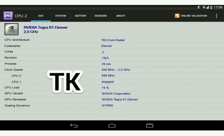 Nexus 9 Made by HTC to Feature Nvidia Tegra K1 Processor Allegedly