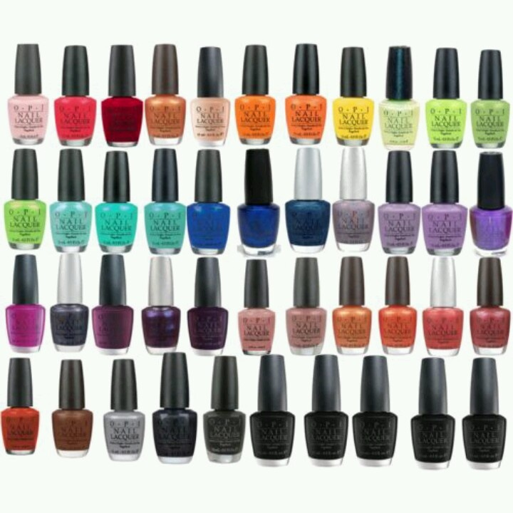 most popular nail polish colors for spring creative touch