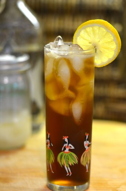 """Well, """"when in Rome…"""" And in this case, """"when in Long Island….make Long Island Iced Tea"""". While this cocktail is much tastier than you might think, there is no t…"""