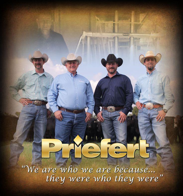 Priefert family