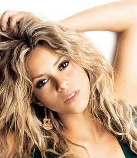 Shakira -  The Colombian singer's real name is Shakira Isabel Mebarak Ripoll and she was born in Barranquilla Colombia.  She was born to a mother of Spanish (Catalan) and Italian ancestry named Nidya del Carmen Ripoll Torrado. Her father, William Mebarak Chadid is of Lebanese  and Macedonian ethnicity.