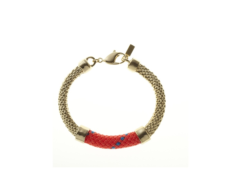 (3) Crosby Bracelet by Orly Genger from Kendall Farr on OpenSky: Urban Nomadic, Ropes Lustswantsfashion, Accessories Makeup, Ropes Lust Want Fashion, Perfect Accessories, Climbing Ropes, Crosby Bracelets, Polish Urban, Genger Crosby