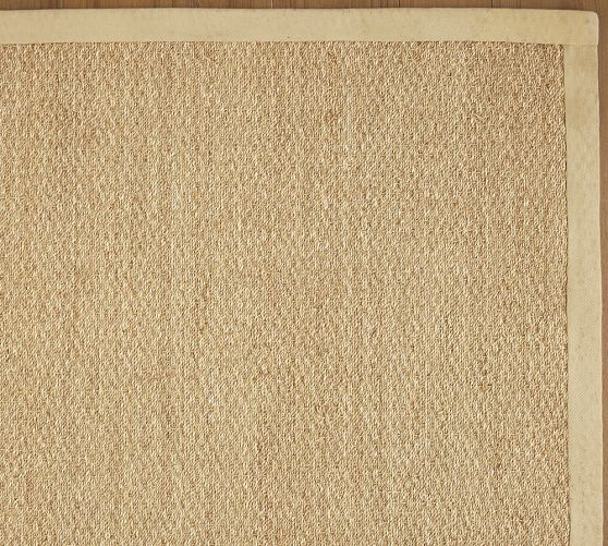 colorbound seagrass rug natural pottery barn - Seagrass Rug