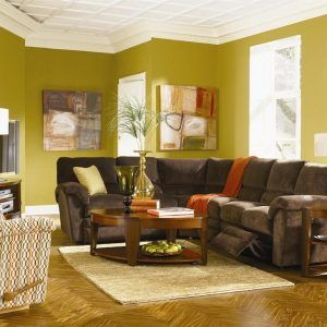 Decorating With A Brown Sectional Sofa
