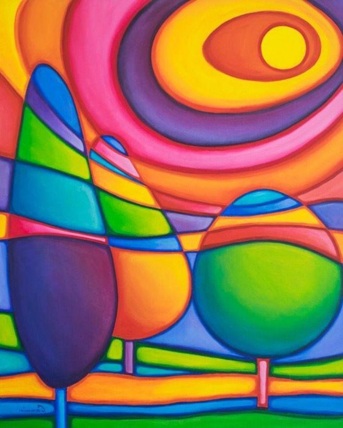 1001 Ideas De Dibujos Abstractos Que Inspiran Dibujos Abstractos Arte Abstracto Abstracto