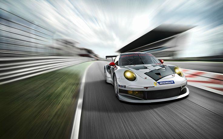 Porsche. Texturing. (1280×800)