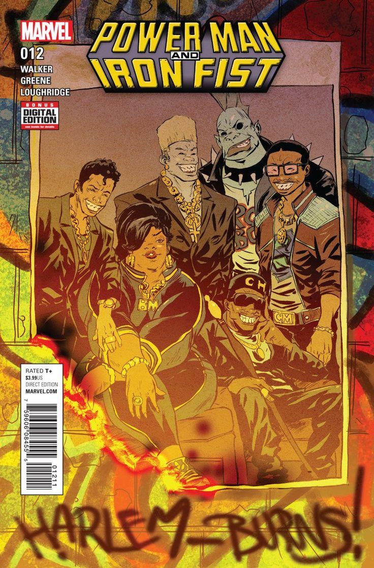 Marvel - Power Man and Iron Fist (2016) #12