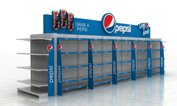 Pepsi Header on Behance