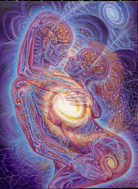 a TI ME ENTREGO (alex grey)
