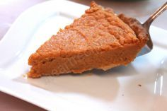 How to make a homemade soul food style sweet potato pie from scratch.