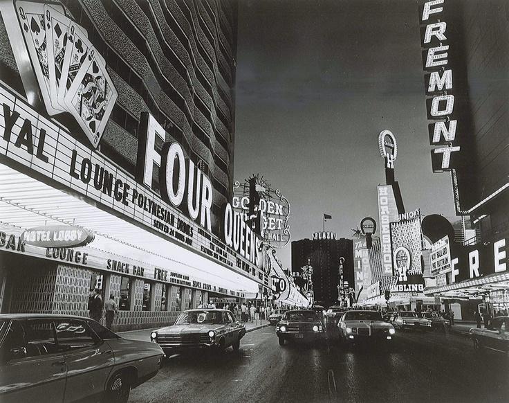 Downtown Vegas, 1974
