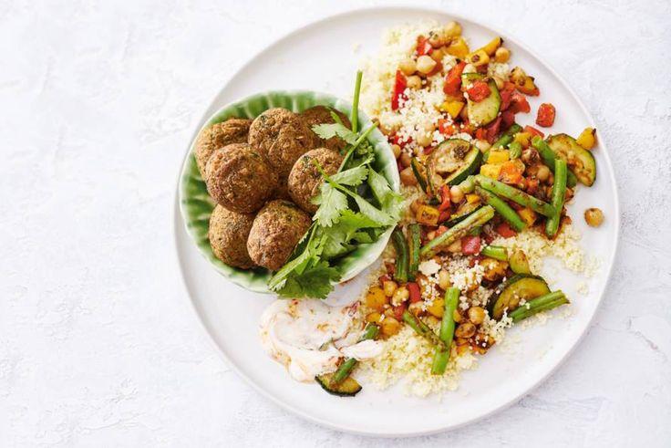 Voor een dagje zonder vlees duiken we de Marokkaanse keuken in.- Recept - Allerhande