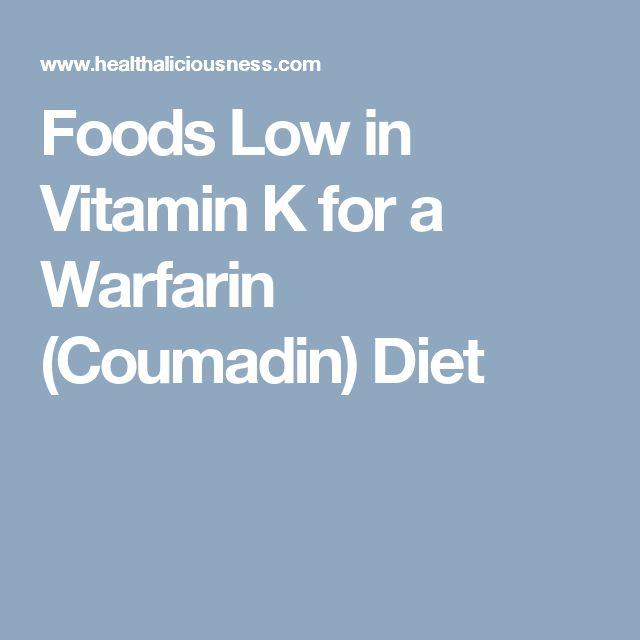 Best 20 Warfarin Diet Ideas On Pinterest