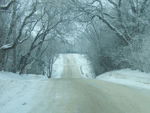 River Road, St. Andrews, Manitoba