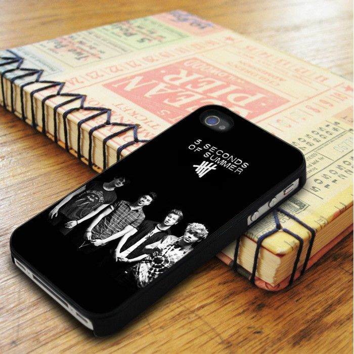 5 Second Of Summer 5 Sos Music iPhone 5 Or 5S Case