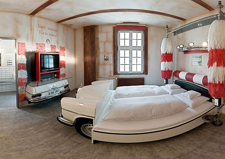 10 cool room designs for car enthusiasts simple car bedroom themed with white classic car