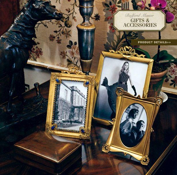 Ralph Lauren Home #Bedford_Manor Collection 19
