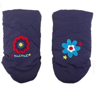 Manoplas de la colección Night picnic de Tuc-Tuc ideal para los fríos días de invierno. Adaptable a cualquier silla de paseo, tanto para manillar corrido como manillar de silla de bastón. A juego con los sacos y bolsas de tuc tuc de la colección. Plazo de entrega para este producto:24-48 horas.