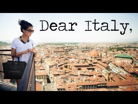 I love Italia - YouTube