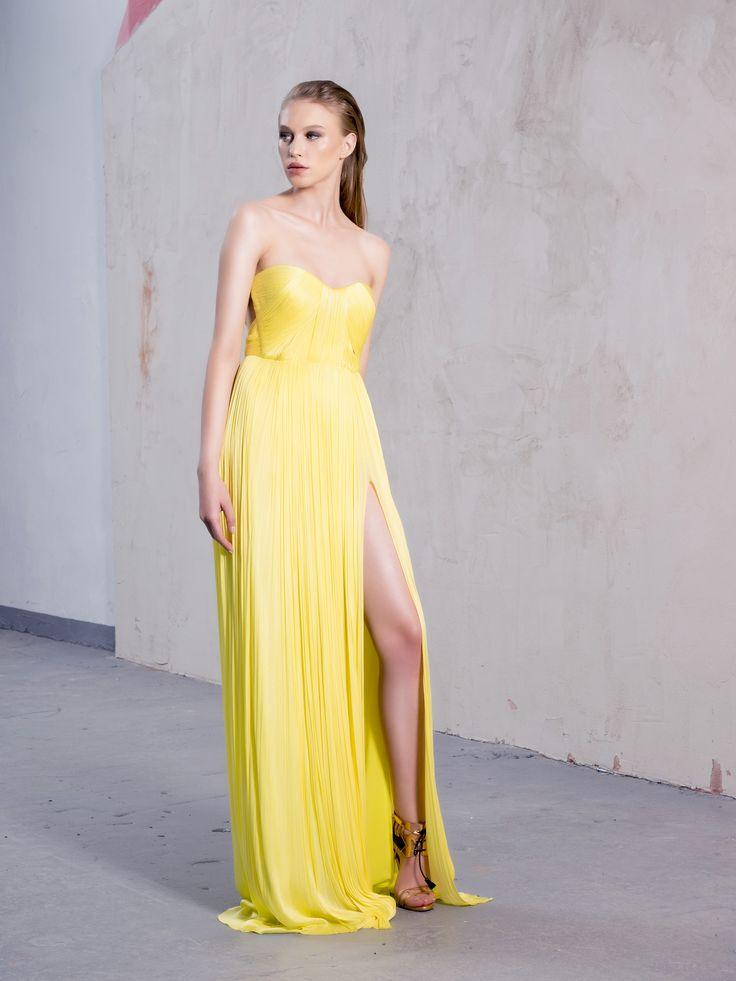 Sicilia Gown