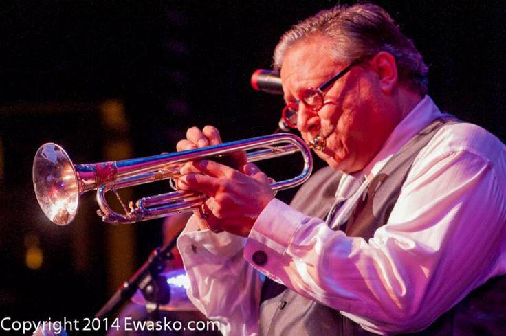 Arturo Sandoval at the Alex Theatre on 2/15/14 www.alextheatre.org #arturosandoval #alextheatre #glendalearts