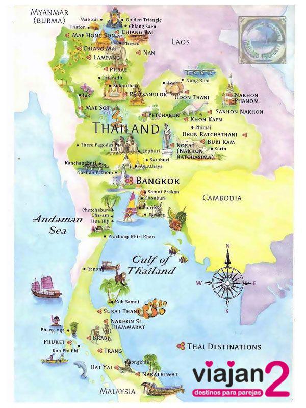 Luna de Miel a Tailandia un Paraíso Para Vuestro Viaje de Novios - Viajes de Novios