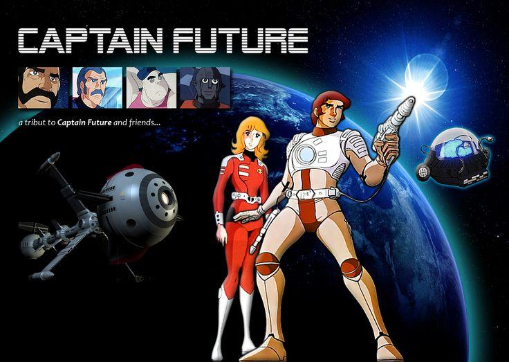 Captain Future/Capitaine Flam